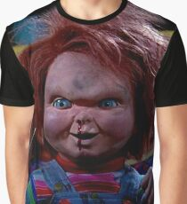 Child's Play 2 - Chucky Graphic T-Shirt