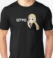 Mugi GTFO Unisex T-Shirt