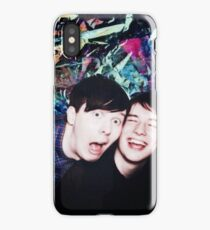 Phan Cute Drunk Selfie iPhone Case/Skin