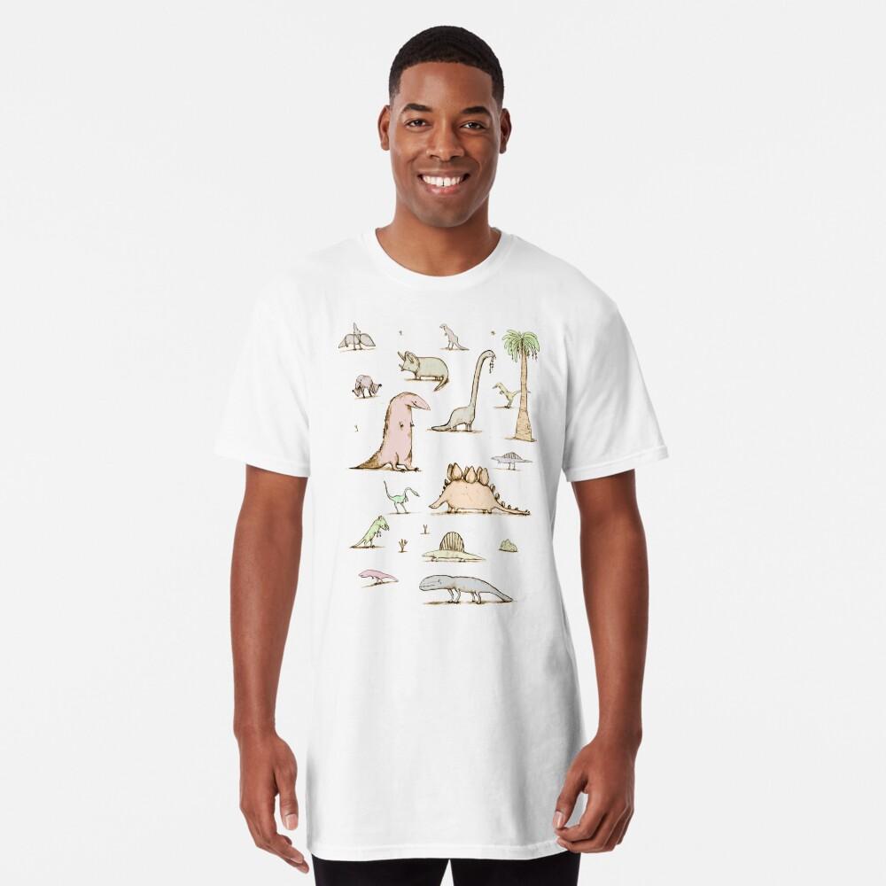 Dinosaurs Long T-Shirt