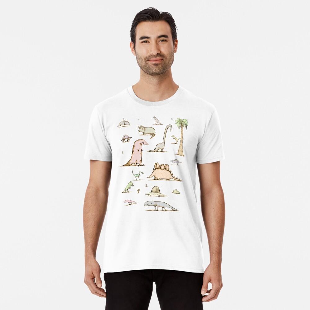 Dinosaurs Premium T-Shirt