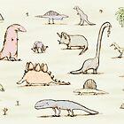 «Dinosaurios» de Sophie Corrigan