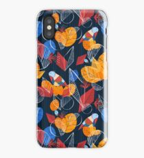 Birds And Leaves iPhone Case/Skin