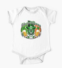 Leprechaun Skull 3 Kids Clothes