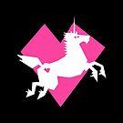 I love Unicorns! by Yetiland