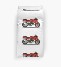The Panigale 1299 Duvet Cover