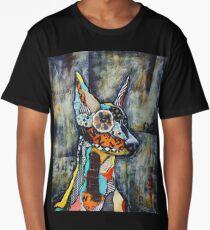 Doberman Pinscher Long T-Shirt