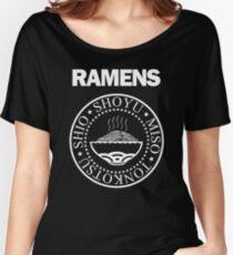 Camiseta ancha para mujer Los Ramens