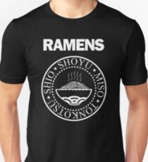 Die Ramen Slim Fit T-Shirt