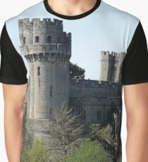 WARWICK CASTLE, Warwickshire, England Graphic T-Shirt