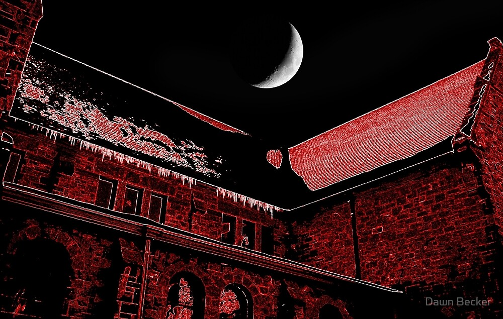 Night Fall by Dawn Becker