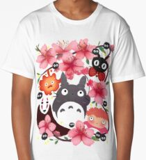 Chibli friends Long T-Shirt