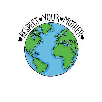 Respeta la pegatina de tu madre! de NicoleHarvey