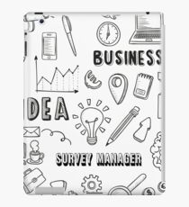 SURVEY MANAGER iPad Case/Skin