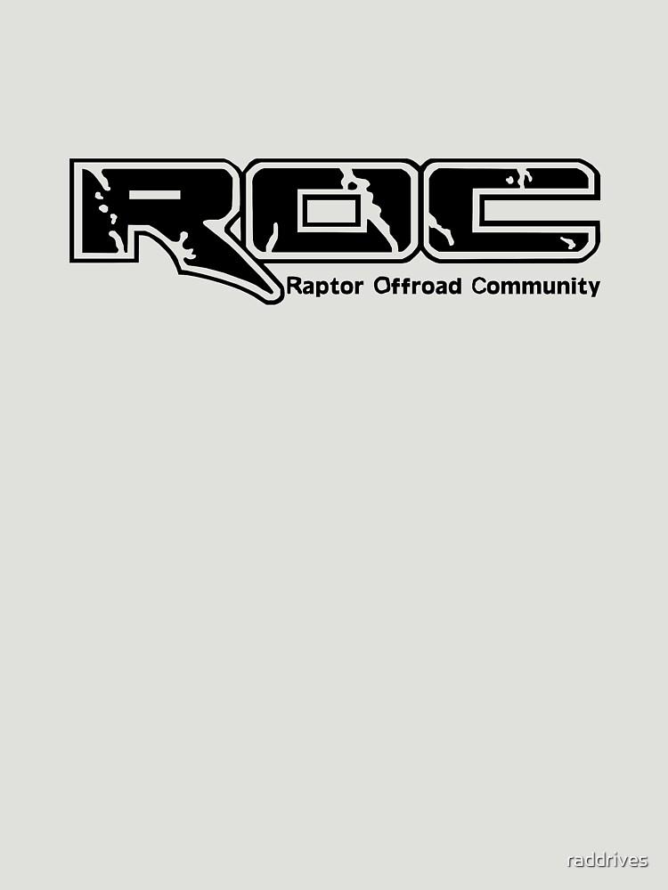 ROC Classic Logo by raddrives