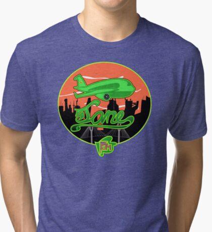 Plane Jane Tri-blend T-Shirt