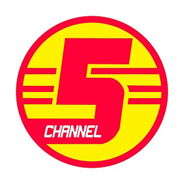 Cinco (Channel 5) by s3w4g3