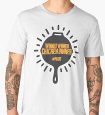 Winner Winner Chicken Dinner - PUBG PAN Men's Premium T-Shirt