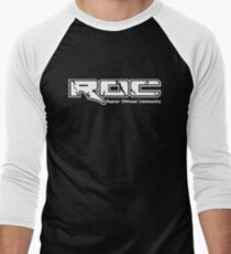 ROC Classic Logo in White T-Shirt