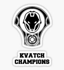 Champions of Kvatch Sticker