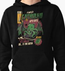 Cathulhu Pullover Hoodie