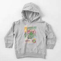 Cathulhu Toddler Pullover Hoodie