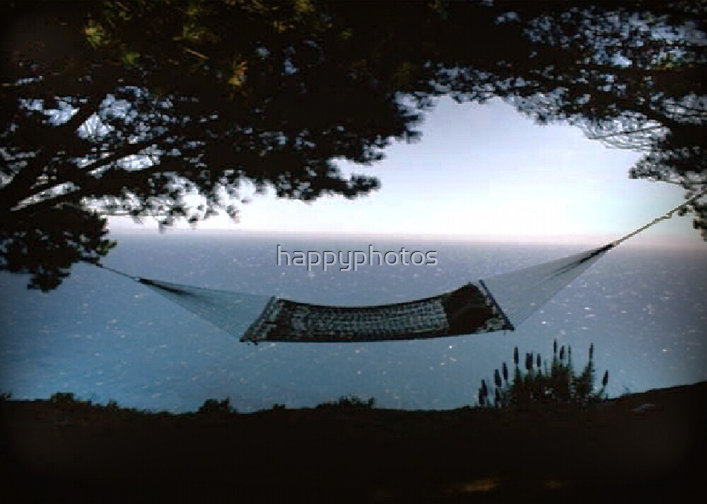Time to relax, hammock style. by happyphotos