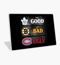 The Good, The Bad, The Ugly -- NHL Version Laptop Skin