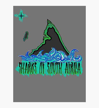 The Coast of Sharks Photographic Print