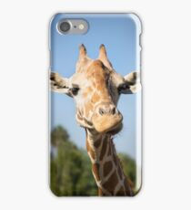 What did you Say?! iPhone Case/Skin