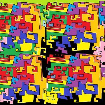 Colour Edges  by Ritkey