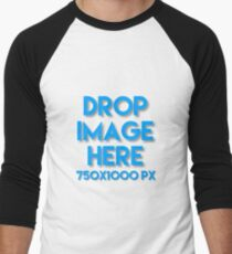 Trump Supporter: Drop Image Here 750x1000 PX T-Shirt