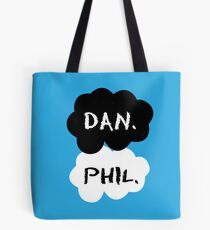 Dan & Phil - TFIOS Tote Bag
