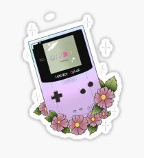 Pastel Gameboy Sticker