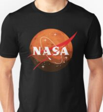 NASA Reise zum Mars Slim Fit T-Shirt
