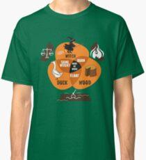 Witch Identification T-Shirt Classic T-Shirt