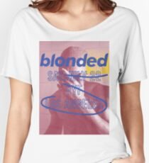 blonded FYF Red Women's Relaxed Fit T-Shirt