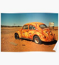 desert bug Poster
