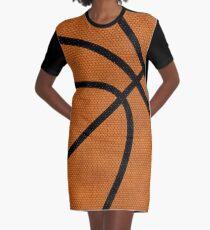Basketball Graphic T-Shirt Dress