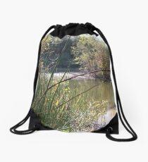 Mahoney Wetland Drawstring Bag