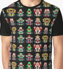 Super Mario Kart  Graphic T-Shirt
