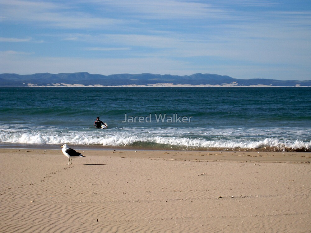 Jeffreys Bay Surf by Jared Walker