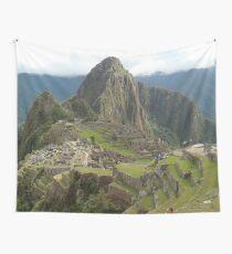 Machu Picchu Peru Wall Tapestry