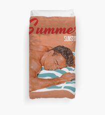 Summer sunshine Duvet Cover