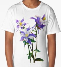 Columbines Long T-Shirt