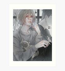 Tender Art Print
