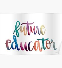 Future Educator Poster