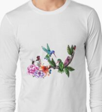 Rainbow Hummingbirds T-Shirt