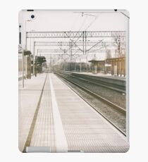 street photo STATION #photo #streetphoto iPad Case/Skin
