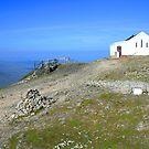 Croagh Patrick church by John Quinn